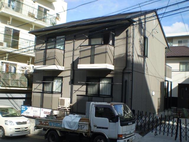 愛知県名古屋市千種区、東山公園駅徒歩19分の築16年 2階建の賃貸アパート