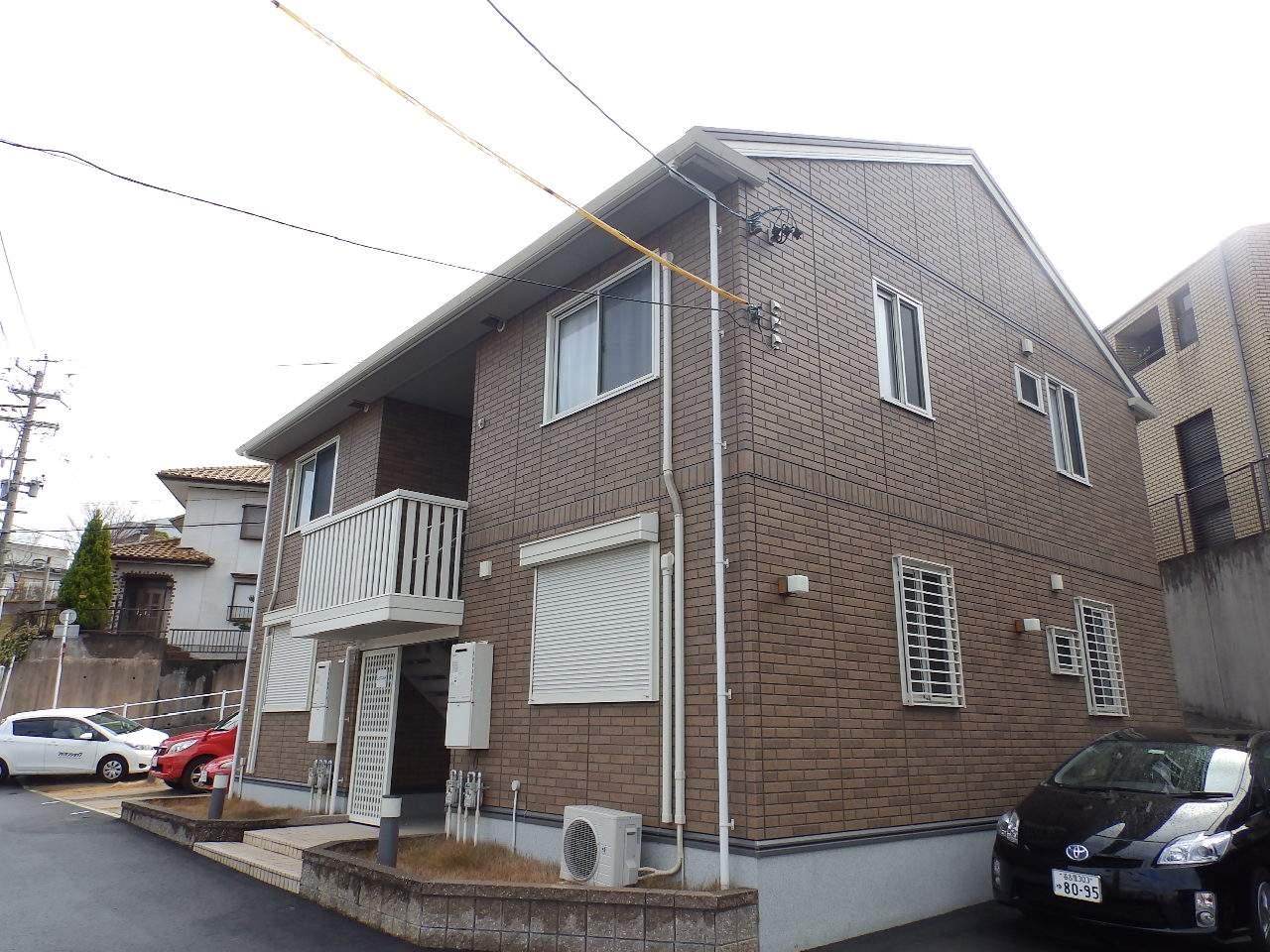 愛知県名古屋市千種区、自由ヶ丘駅徒歩16分の築7年 2階建の賃貸アパート