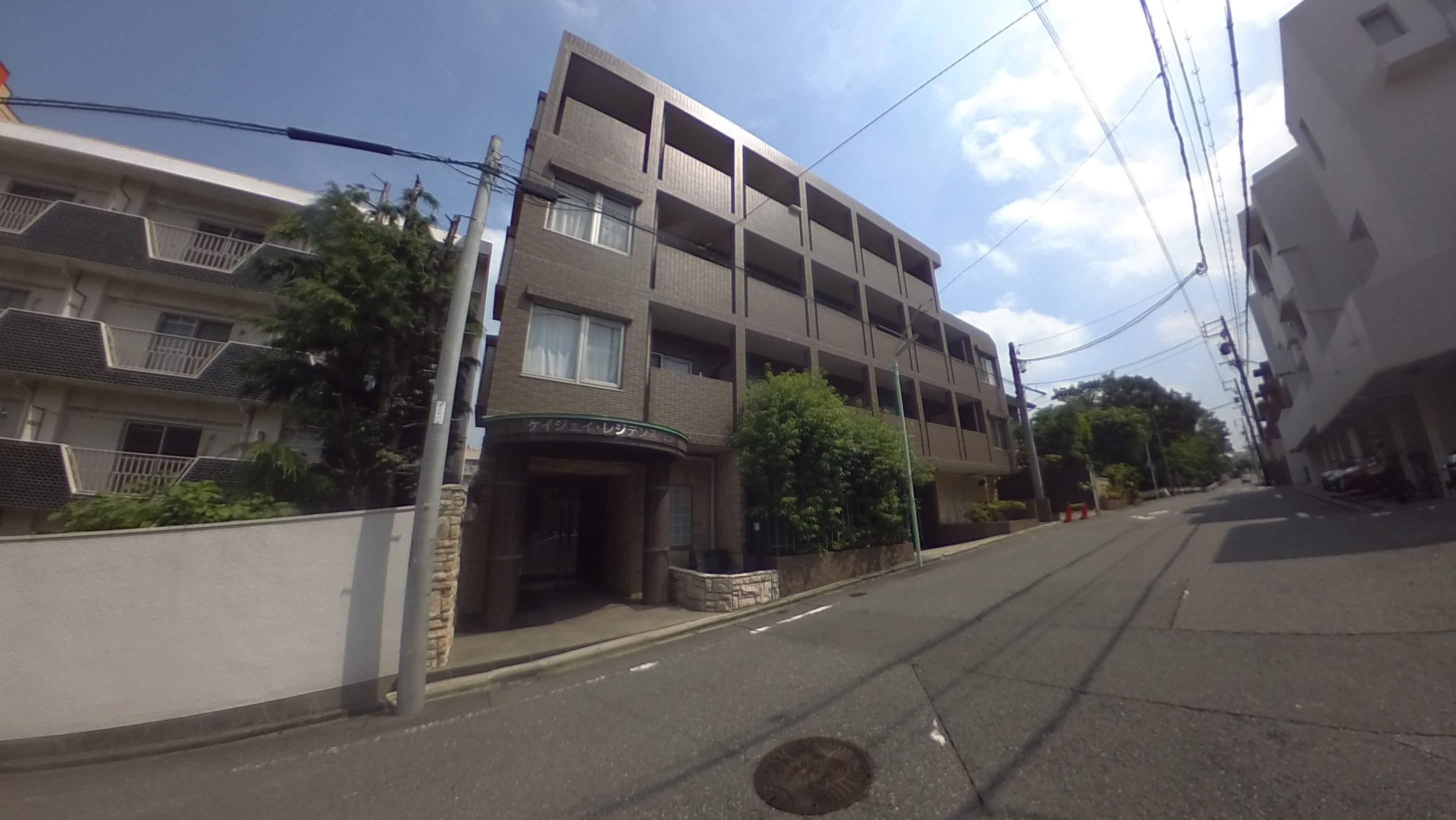 愛知県名古屋市千種区、今池駅徒歩16分の築11年 5階建の賃貸マンション