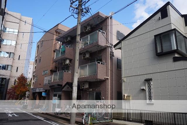 愛知県名古屋市千種区、千種駅徒歩16分の築21年 3階建の賃貸マンション