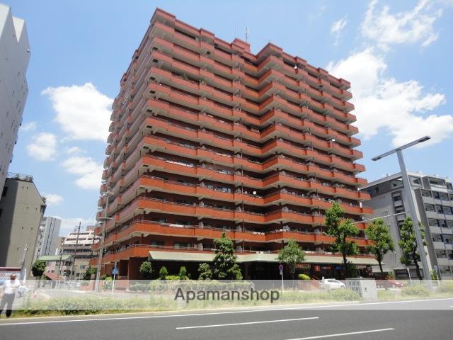 愛知県名古屋市千種区、千種駅徒歩4分の築36年 14階建の賃貸マンション