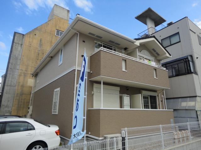愛知県名古屋市千種区、池下駅徒歩3分の築7年 2階建の賃貸アパート