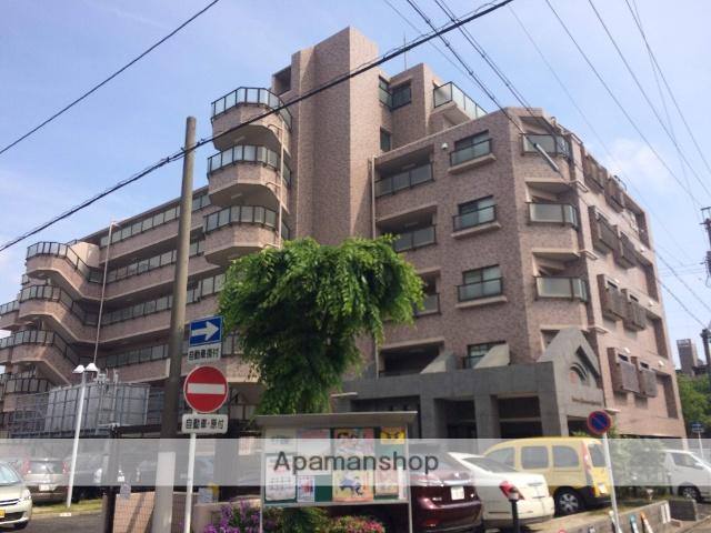 愛知県名古屋市千種区、今池駅徒歩18分の築23年 7階建の賃貸マンション