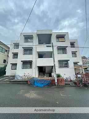 愛知県名古屋市千種区、鶴舞駅徒歩14分の築49年 3階建の賃貸マンション