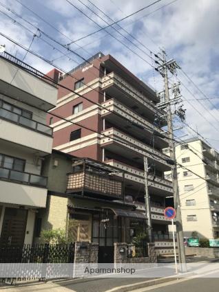 愛知県名古屋市東区、森下駅徒歩15分の築15年 7階建の賃貸マンション