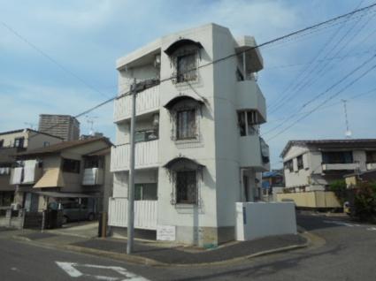 愛知県名古屋市千種区、千種駅徒歩8分の築26年 3階建の賃貸マンション