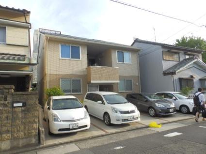 愛知県名古屋市千種区、茶屋ヶ坂駅徒歩16分の築7年 2階建の賃貸アパート