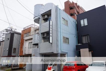 愛知県名古屋市東区、車道駅徒歩6分の築27年 3階建の賃貸マンション