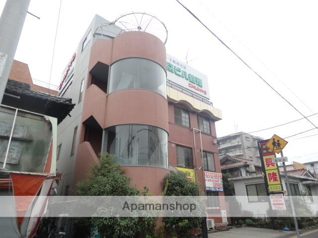 愛知県名古屋市千種区、今池駅徒歩14分の築22年 3階建の賃貸マンション