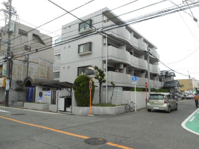 愛知県名古屋市千種区、今池駅徒歩12分の築32年 4階建の賃貸マンション