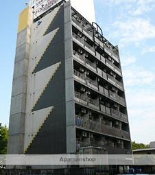 愛知県名古屋市千種区、鶴舞駅徒歩6分の築23年 8階建の賃貸マンション