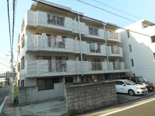 愛知県名古屋市千種区、茶屋ヶ坂駅徒歩8分の築30年 4階建の賃貸マンション