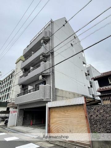 愛知県名古屋市昭和区、名古屋大学駅徒歩23分の築21年 6階建の賃貸マンション