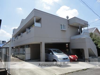 愛知県名古屋市千種区、今池駅徒歩15分の築24年 2階建の賃貸アパート