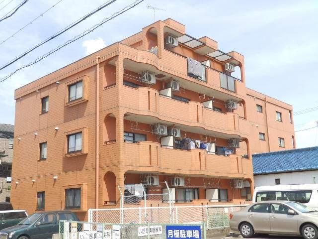 愛知県名古屋市千種区、覚王山駅徒歩14分の築22年 4階建の賃貸マンション