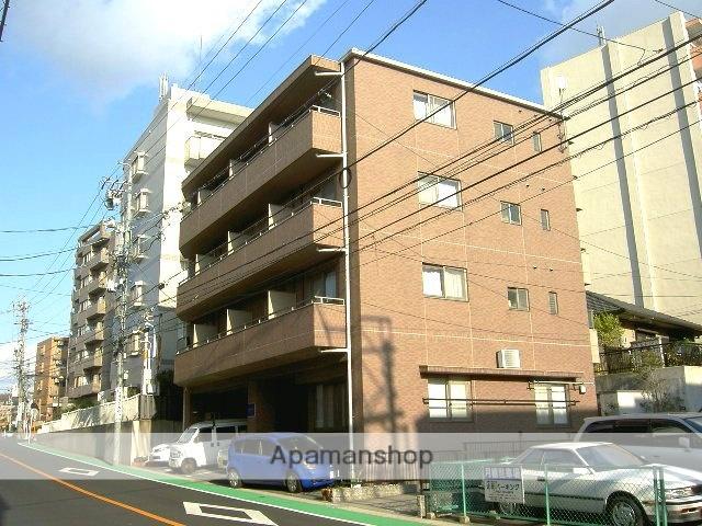愛知県名古屋市千種区、覚王山駅徒歩14分の築15年 4階建の賃貸マンション