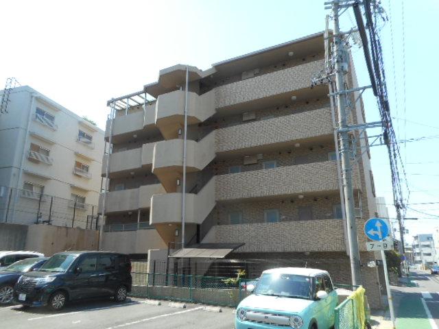 愛知県名古屋市千種区、覚王山駅徒歩14分の築15年 5階建の賃貸マンション