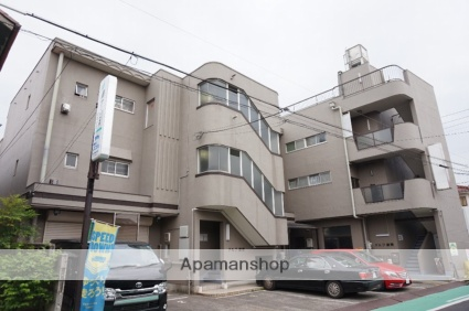 愛知県名古屋市千種区、今池駅徒歩16分の築44年 3階建の賃貸マンション