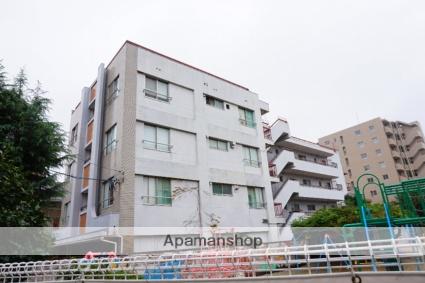 愛知県名古屋市千種区、覚王山駅徒歩15分の築43年 4階建の賃貸マンション