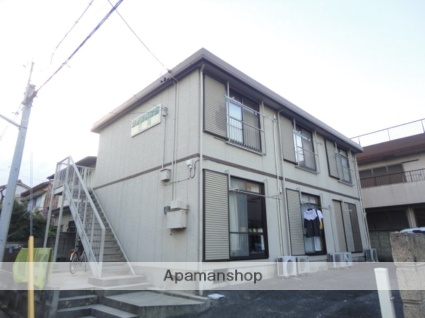 愛知県名古屋市千種区、池下駅徒歩13分の築27年 2階建の賃貸アパート