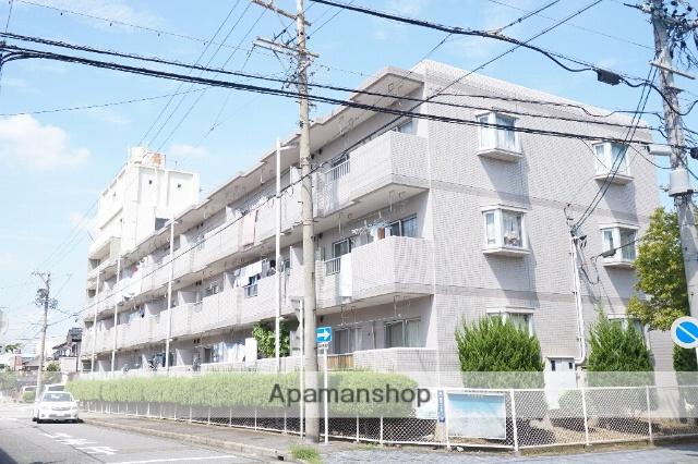 愛知県名古屋市千種区、今池駅徒歩9分の築27年 3階建の賃貸マンション