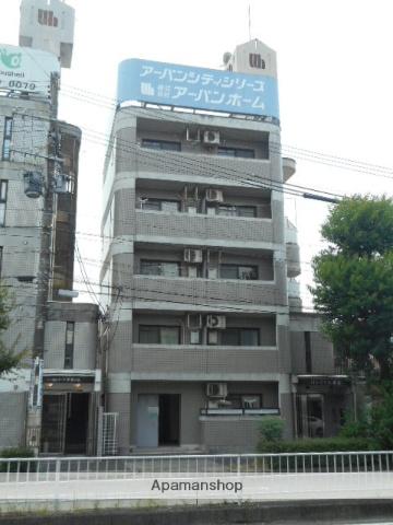 愛知県名古屋市千種区、茶屋ヶ坂駅徒歩10分の築25年 5階建の賃貸マンション