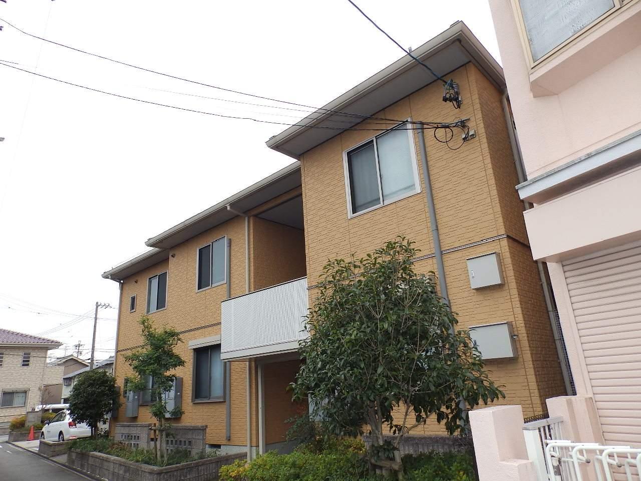 愛知県名古屋市千種区、覚王山駅徒歩19分の築11年 2階建の賃貸アパート