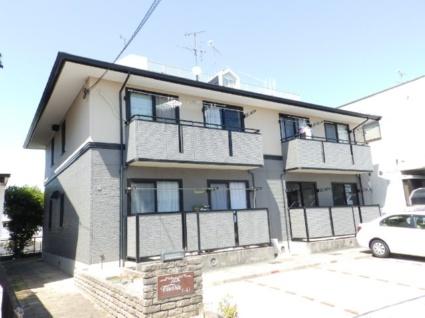 愛知県名古屋市千種区、覚王山駅徒歩14分の築19年 2階建の賃貸アパート