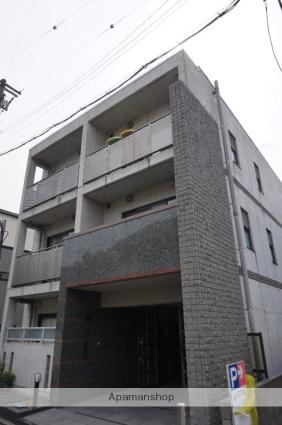 愛知県名古屋市東区、新栄町駅徒歩10分の築15年 3階建の賃貸マンション