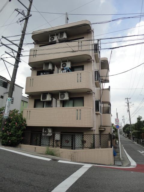 愛知県名古屋市千種区、本山駅徒歩12分の築25年 4階建の賃貸マンション