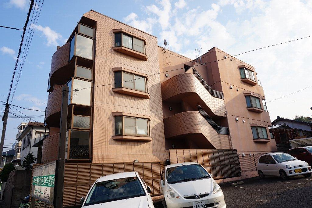 愛知県名古屋市千種区、本山駅徒歩6分の築19年 4階建の賃貸マンション