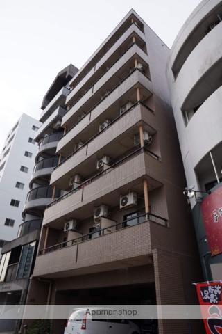 愛知県名古屋市東区、尼ヶ坂駅徒歩11分の築26年 7階建の賃貸マンション