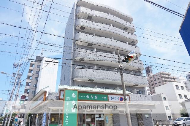 愛知県名古屋市千種区、今池駅徒歩7分の築24年 7階建の賃貸マンション