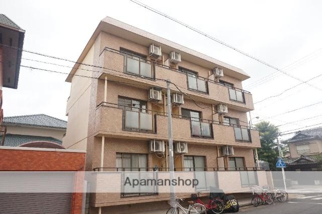 愛知県名古屋市千種区、覚王山駅徒歩14分の築29年 3階建の賃貸マンション