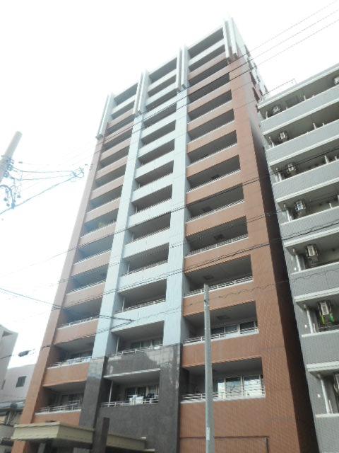 愛知県名古屋市瑞穂区、御器所駅徒歩18分の築10年 14階建の賃貸マンション