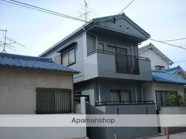 愛知県名古屋市千種区、今池駅徒歩14分の築20年 2階建の賃貸マンション