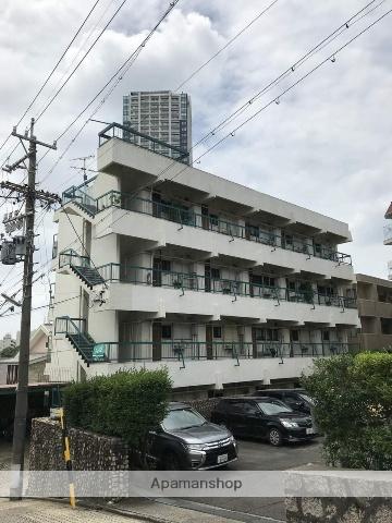 愛知県名古屋市千種区、今池駅徒歩12分の築47年 4階建の賃貸マンション