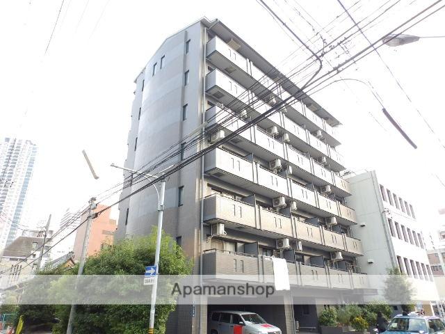 愛知県名古屋市千種区、今池駅徒歩7分の築20年 7階建の賃貸マンション