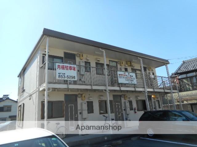 愛知県名古屋市千種区、千種駅徒歩15分の築21年 2階建の賃貸アパート