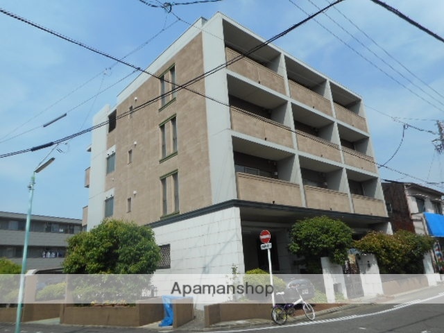 愛知県名古屋市千種区、池下駅徒歩11分の築13年 4階建の賃貸マンション