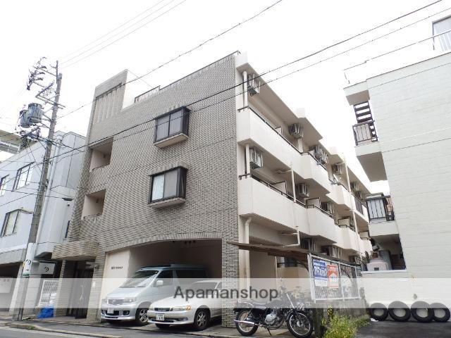 愛知県名古屋市千種区、今池駅徒歩8分の築27年 3階建の賃貸マンション