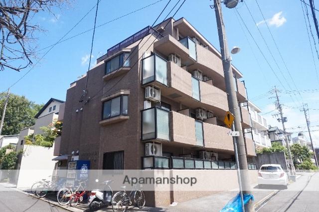 愛知県名古屋市千種区、東山公園駅徒歩16分の築19年 4階建の賃貸マンション