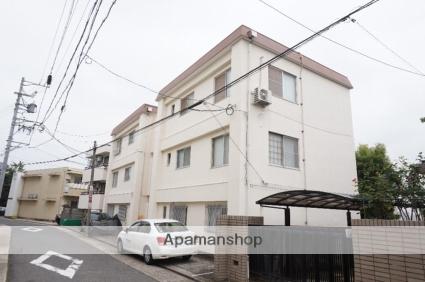 愛知県名古屋市千種区、今池駅徒歩18分の築40年 3階建の賃貸マンション