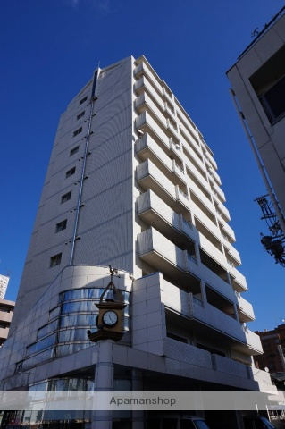 愛知県名古屋市千種区、今池駅徒歩15分の築29年 11階建の賃貸マンション