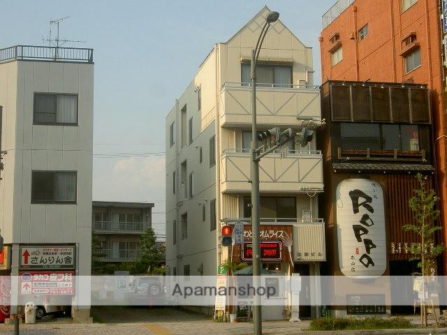 愛知県名古屋市千種区、覚王山駅徒歩12分の築21年 4階建の賃貸マンション