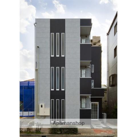 愛知県名古屋市東区、千種駅徒歩11分の築8年 3階建の賃貸アパート