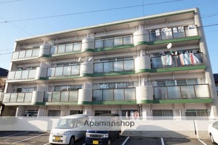 愛知県名古屋市昭和区、川名駅徒歩11分の築27年 4階建の賃貸マンション