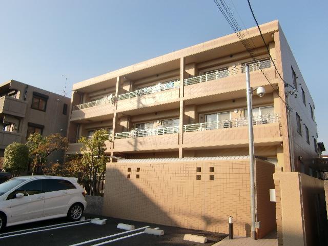 愛知県名古屋市昭和区、荒畑駅徒歩10分の築10年 3階建の賃貸マンション