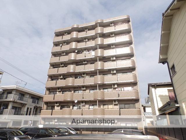 愛知県名古屋市千種区、今池駅徒歩11分の築15年 8階建の賃貸マンション