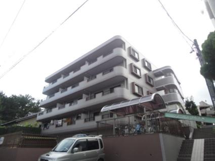 愛知県名古屋市千種区、覚王山駅徒歩16分の築23年 4階建の賃貸マンション